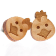 50853 - RSPCA Craft Wooden Earrings