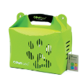 Pet Eco Carrier Green