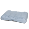 Petlife Lounger Pet Bed-Silver