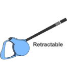 Retractable