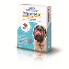Interceptor Spectrum, Dogs 22 -45kg