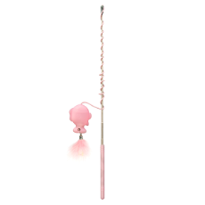 Cat Teaser - Pink Flashing Fish