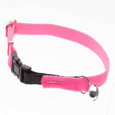 Cat Collar Adjustable Pink
