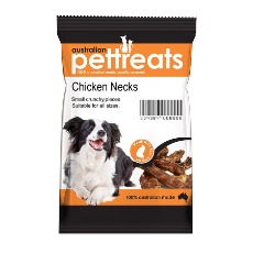 Australian Pet Treats, Chicken Necks